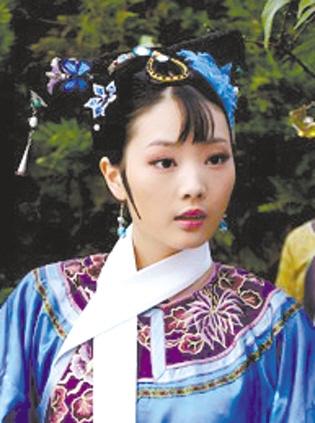 甄嬛传温实初_后宫女儿国 - 放大镜 -新京报电子报