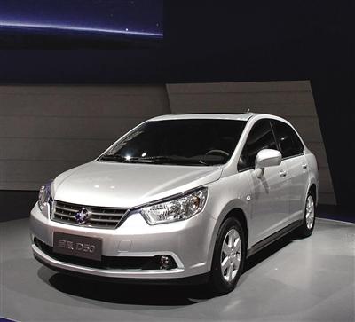 启辰D50起步价或低7万 北京车展公布售价