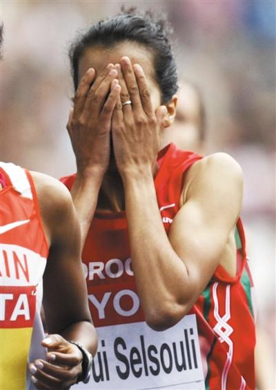 摩洛哥名将涉药或被逐出奥运 - 新京报体育 - 新京报体育