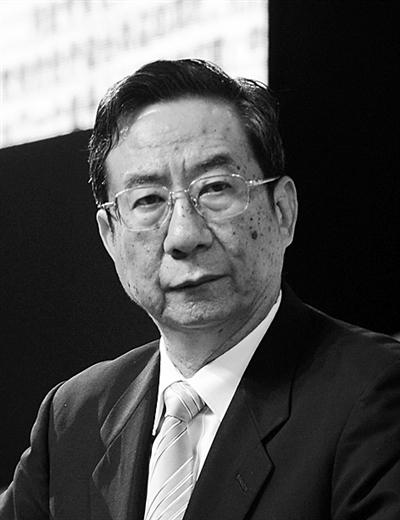 中国烹饪协会副会长兼秘书长冯恩援。