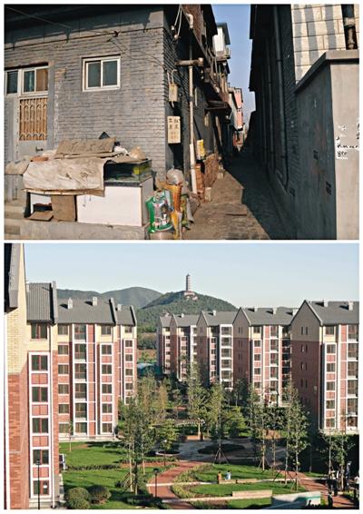 村民改造出租旧厂房成科技园股东