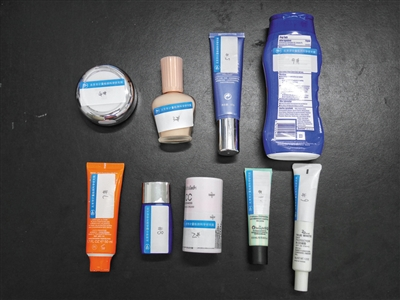 化妆品能防晒?实测防晒能力差