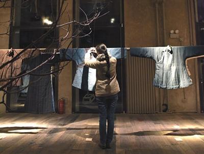 服装设计师马可 为衣装背后的中国风骨而设计