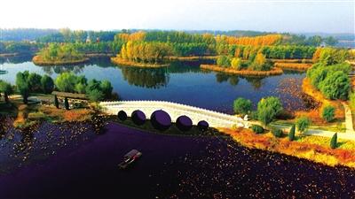 房山区长沟镇拥有万余泉眼及约6公里水系.