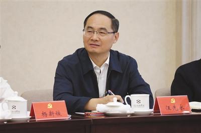 丰台区委书记汪先永代表说,过去五年,以习近平同志为核心的党中央