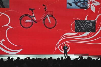 共享单车+公共交通成未来出行趋势