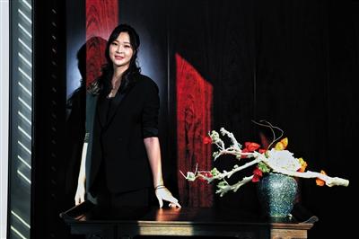中国女排前队长惠若琪 女排精神不止于体育