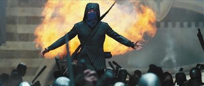 【鲁滨逊漂流记读后感】《罗宾汉》变超级英雄,弓箭像枪弹